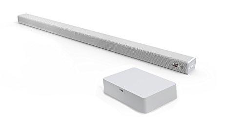 Altec Lansing Snow Sound Bar - Soundbar-Lautsprecher (2.1 Kanäle, 120 W, 60 W, 16 Ohm, 30 - 150 Hz, 4 Ohm)