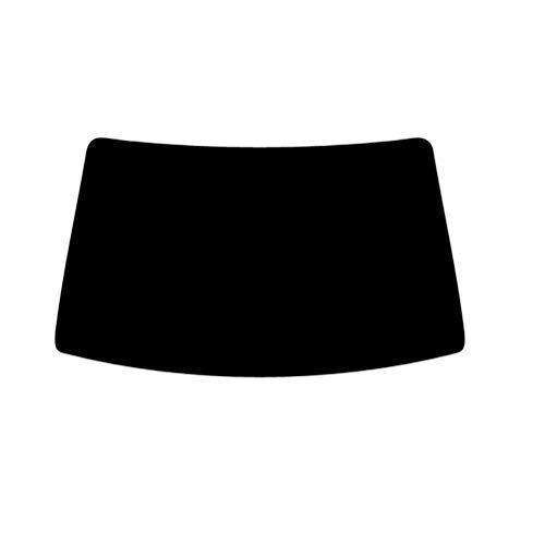 TRUE LINE Automotive Premium Nano Ceramic Precut Window Tint Film Kit Superior Heat Reduction (Full Front Windshield Only)