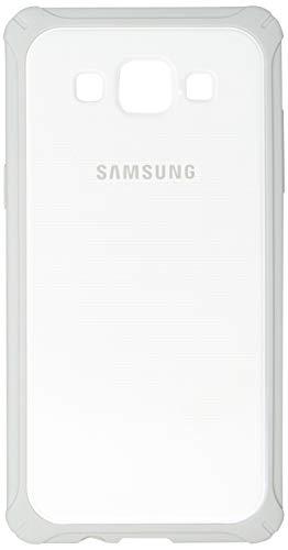 Capa Protetora Premium para Galaxy A5, Samsung, Branca/Cinza