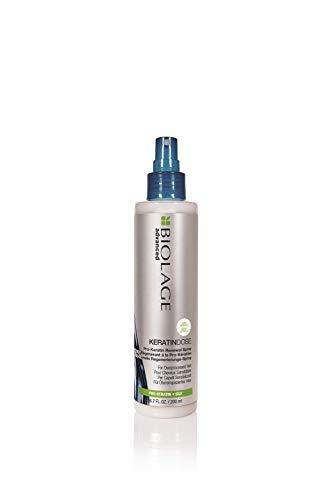 Biolage Advanced, Spray KeratinDose con Pro-Keratina que Protege, Suaviza y da Brillo, para Cabellos Sobreprocesados - 200 ml