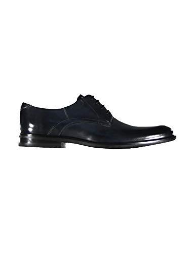 engbers Herren Eleganter Business Schuh, 29135, Blau in Größe 41