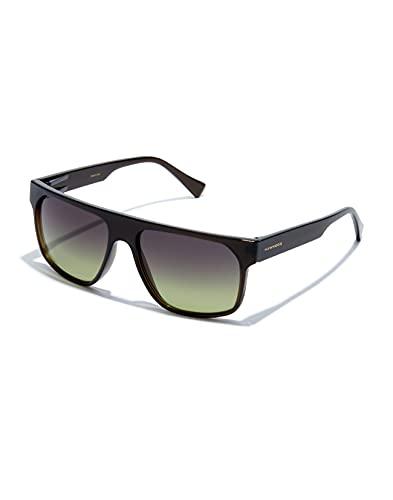HAWKERS CHEEDO Polarized Gafas de Sol, Crystal Black Moss, Talla única Unisex Adulto