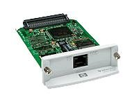 HP Jetdirect 615n - Servidor de impresión (Ethernet LAN, IEEE 802.3u, 10, 100 Mbit/s, 8 MB, 2 MB, 72g)