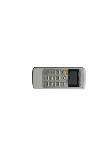 HCDZ Remote Control Fit for Sharp CV-P10PC-D CV-P10PC-R CV-P09LX CVP09LX AY-A09CJ Room Portable AC Air Conditioner