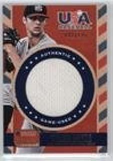 Tyler Beede #/125 (Baseball Card) 2013 Panini America's Pastime - USA Baseball Jerseys #US-TB