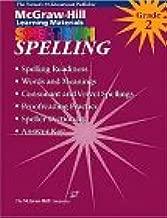 Spelling: Grade 2 (McGraw-Hill Learning Materials Spectrum)