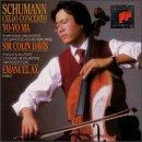 Schumann: Concerto For Cello And Orchestra In A Minor/Fantasiestücke/Adagio & Allegro In A Flat Major/5 Stücke Im Wolkston