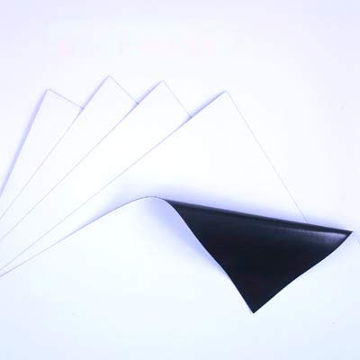 Magnetisches Papier, A3 oder A4, bedruckbar, für Tintenstrahldrucker und Laserdrucker, A4, 10 Stück