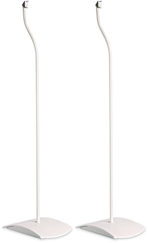 Bose (722139-0020) UFS-20 Series II Universal Floor Stands ,White