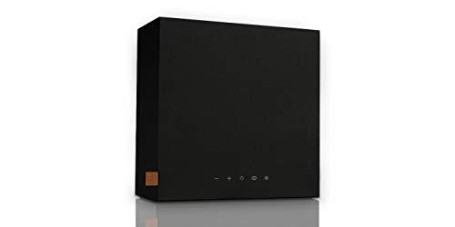 Högtalare - Altavoz inalámbrico HiFi más dinámico, gran sonido Hi-Fi compatible con IKEA (Black Out)