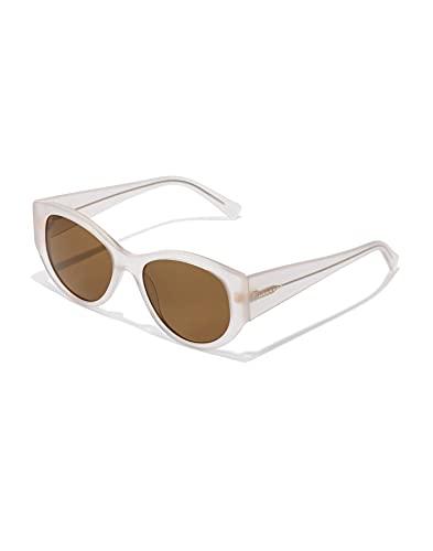 HAWKERS Miranda-Sand Olive Gafas de sol, Transparente, One Size Unisex Adulto