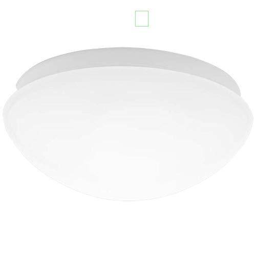 Globe Warehouse® Deckenleuchte Deckenlampe Wandleuchte Badezimmer Kellerleuchte Außenleuchte IP44 (Deckenleuchte ohne Leuchtmittel)