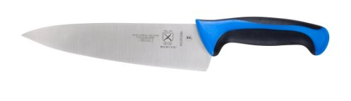 Mercer Culinary Millennia Chef's Knife, 8 Inch, Blue