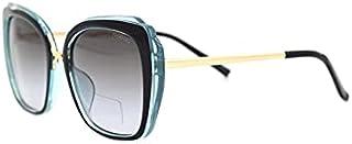 نظارة شمسية للنساء بتصميم اطار فراشة بعدسات مستقطبة حامية من الاشعة فوق البنفسجية مع علبة هدية - 95213-C1