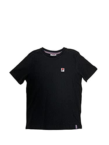 Fila Ryan Camiseta, Negro, 134-140 cm para Niños