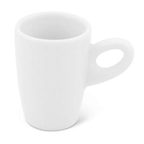 Walküre Porzellan Espressotasse, 0,06l Alta Weiß