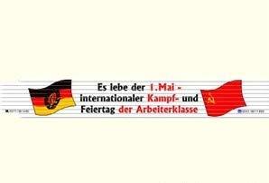 Ostprodukte-Versand.de Zollstock 1. Mai - DDR Traditionsprodukte - DDR Waren