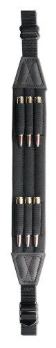 Butler Creek Ultra Padded Nylon Rifle Cartridge (1-Inch X 48-Inch, Black)