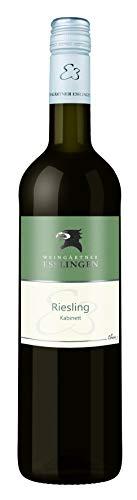 Württemberger Wein Esslinger Schenkenberg Riesling Kabinett halbtrocken (1 x 0.75 l)