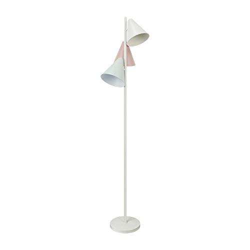 Preisvergleich Produktbild ZHSHOUCHENG Stehlampe Augenschutz Leselampe,  Dimmbare LED Stehlampe,  Wohnzimmer Schlafzimmer Craft Stehlampe,  Fernbedienung Stehlampe