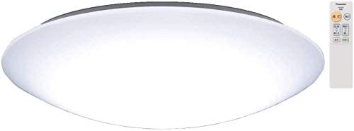 パナソニック LEDシーリングライト 調光・調色タイプ リモコン付 6~12畳 【Amazon.co.jp限定】