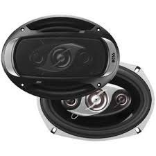 Boss Elite 800w 6 X 9 Phantom Series 4-Way Coaxial Car Speakers |