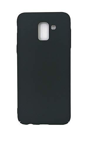 stengh Funda Samsung SM-J600G/DS Galaxy On6 2018 Duos/Galaxy J6 2018 SM-J600F/DS SM-J600GF/DS SM-J600FN/DS SM-J600L SM-J600N (Samsung J600) PC Case Cover Black