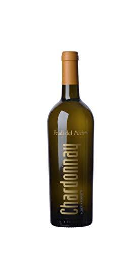 Feudi del Pisciotto Chardonnay et. Alberta Ferretti Vino Bianco - 750 ml