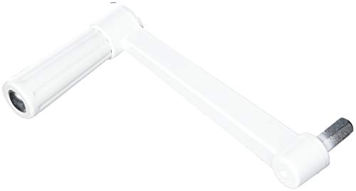 Gaviota 06-128-001 - Manivela torno persiana blanco