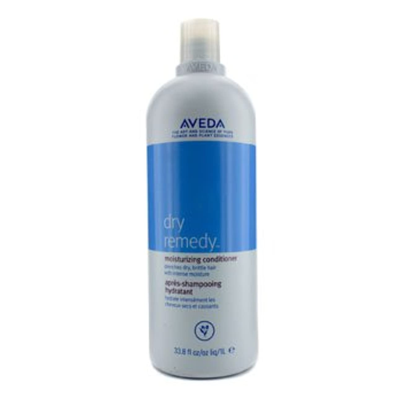 噂侵入苦[Aveda] Dry Remedy Moisturizing Conditioner - For Drenches Dry Brittle Hair (New Packaging) 1000ml/33.8oz