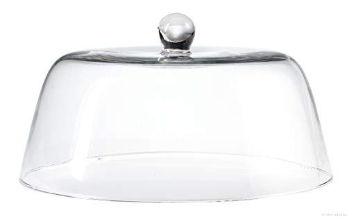ASA glazen klok, glas