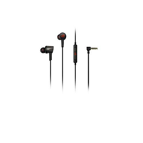 ASUS ROG Cetra II Core, auricolari Gaming, driver in gomma siliconica liquida (LSR), connettore da 3,5 mm per PC, laptop, smartphone, ROG Phone 5, PlayStation 5, Xbox Series X/S e Nintendo Switch