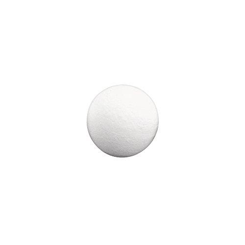 RAYHER - Wattekugeln, wei�, , 40 mm �, SB-Btl. 8 St�ck