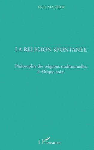 La Religion Spontanée