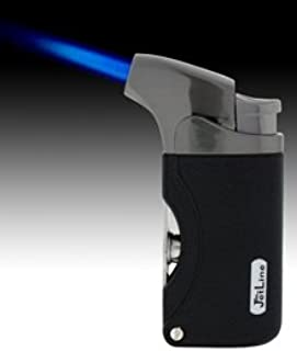 JetLine Dante Black Torch Lighter
