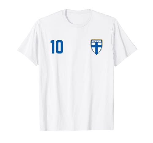 Maglia da calcio della Finlandia 2020 2021 Euros Suomi Footb Maglietta