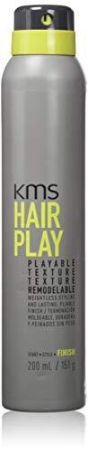 KMS California Hairplay Playable Texture, per stuk verpakt (1 x 200 ml)