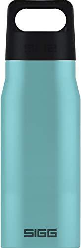 SIGG Explorer Denim Trinkflasche (0.75 L), schadstofffreie und auslaufsichere Trinkflasche, robuste und geruchsneutrale Trinkflasche aus Edelstahl