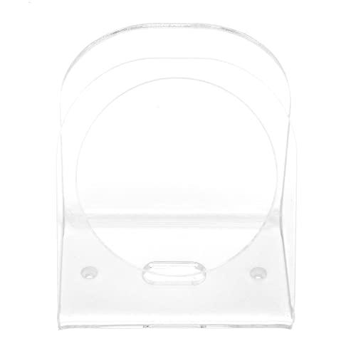 2 in 1 Tischständer, Wandmontage 2 in 1 transparente Halterung für Küchenbar für Lautsprecher