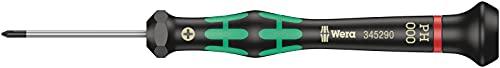 Wera 05345290001 Destornillador para Usos Electrónicos, 40 mm