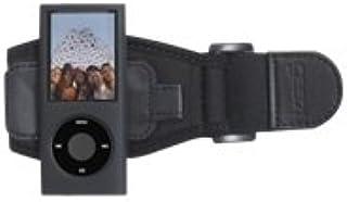 GEAR4 Jumpsuit Plus Negro Silicona - Fundas para mp3/mp4 (Negro, iPod Nano 4G, Silicona)