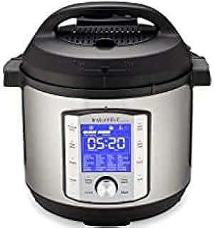 Instant Pot Autocuiseur électrique Duo Evo Plus 5,7 l. 10 actions en 1: Stérilisateur, cuisson lente, cuiseur à riz, cuis...