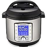 Instant Pot DUO EVO PLUS - Olla a presión eléctrica (5,7 L, 10 funciones en 1: esterilizador, cocción lenta, arrocera, vaporera, salsa