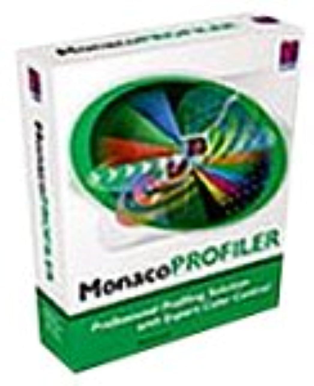 専ら若者前部Monaco PROFILER 4.6