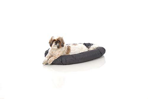 Pets&Partner® Indoor und Outdoor Matte für kleine bis große Hunde, Grau, S