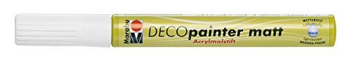 Deco Painter weiß 070, 2-4 mm