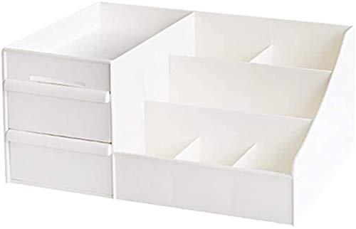 XINKONG Sistema de la organización de la oficina de escritorio Caja de almacenamiento de la caja de almacenamiento de la caja de almacenamiento de la caja del cajón de la caja del cajón todos los días