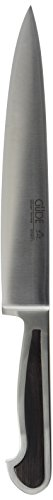 Güde Schinkenmesser, geschmiedet, Serie Delta, Griff Grenadill, D765/21| Küchenmesser - Geschmiedet - Solingen, Wurstmesser - scharf - langlebig - hochwertig