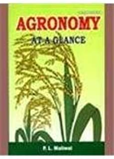 Agronomy at A Glance*