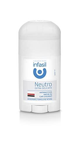 Infasil Linea Deo Deodorante Extra Delicato Neutro Applicatore Stick 50 ml